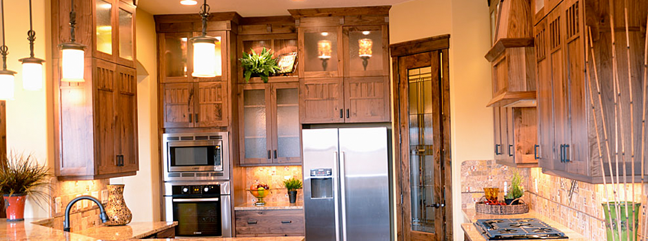Custom cabinets for your home